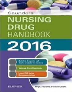 Saunders Drug Handbook 2016
