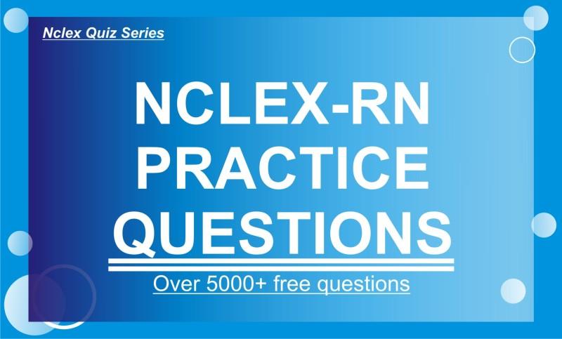 NCLEX Free Quiz.