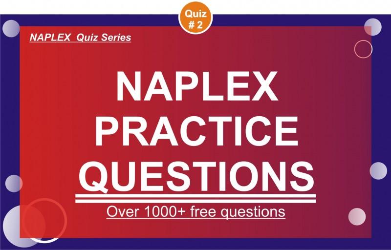 NAPLEX Quiz