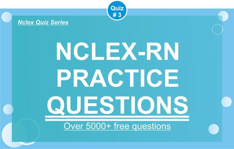 NCLEX RN Quiz