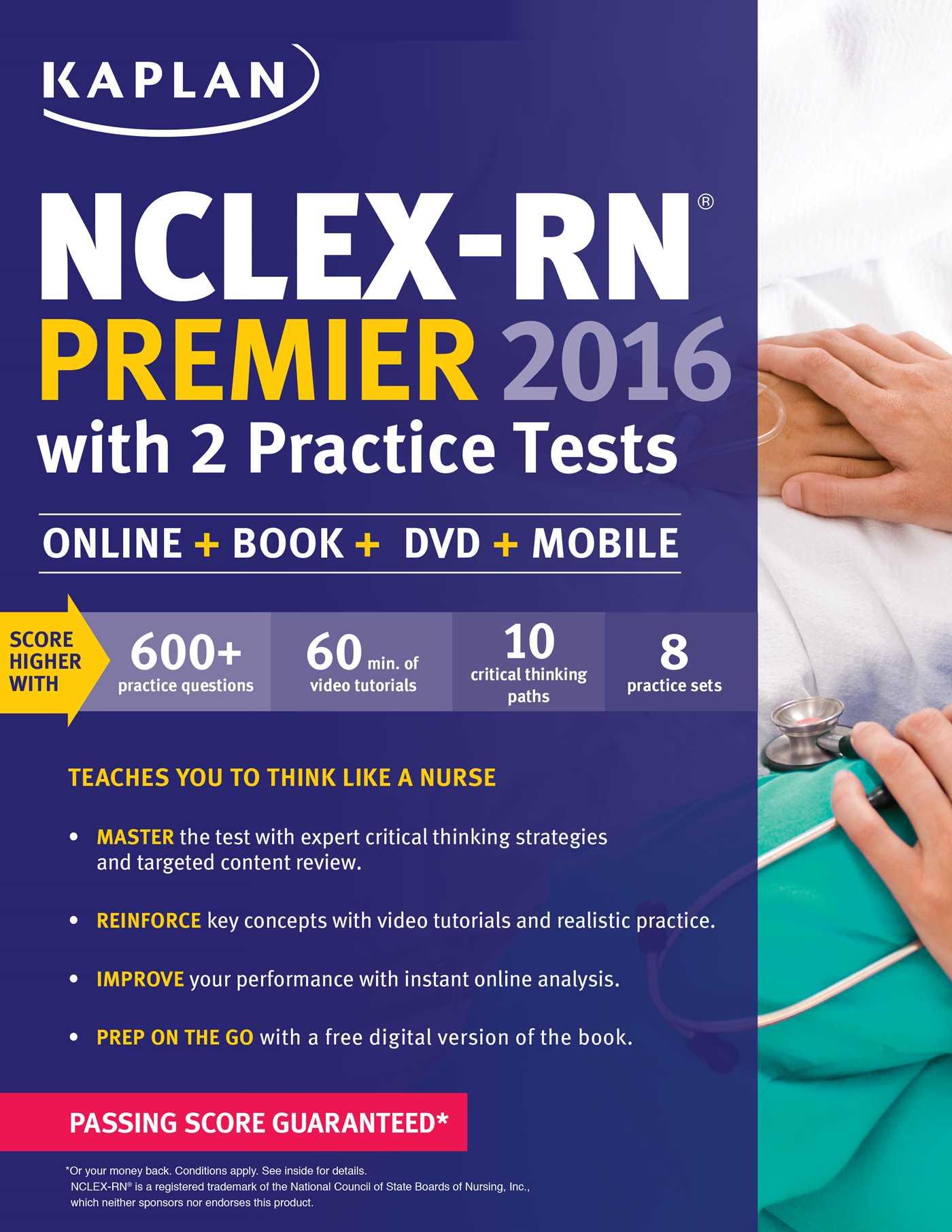 Kaplan nclex-rn-premier-2016-Download PDF