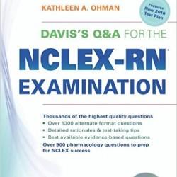 Davis Q&A for Nclex