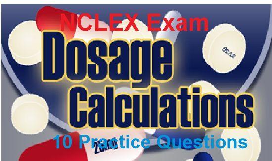 Dose Calculation