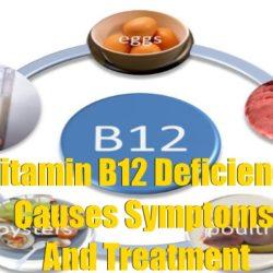 Vitamins B12 Deficiency