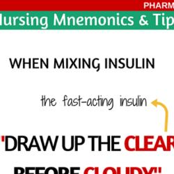 mixing-insulin