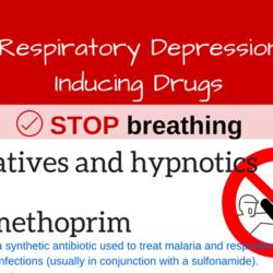 respiratory-depression-inducing-drugs