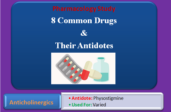 common-drugs-and-antidotes